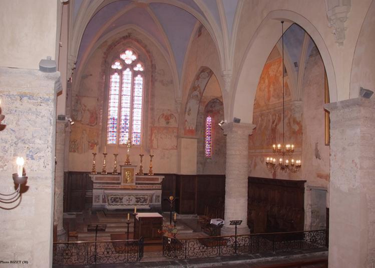 Concert De L'harmonie L'eolienne, Eglise Saint-jean-baptiste Crémieu à Cremieu