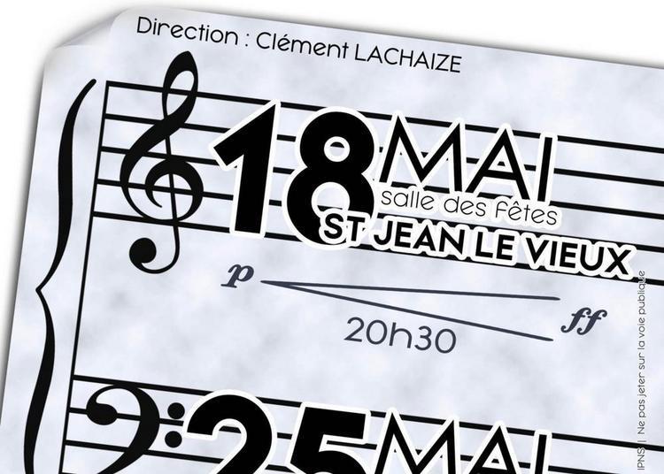 Concert de l'OHSJA à Saint Jean le Vieux