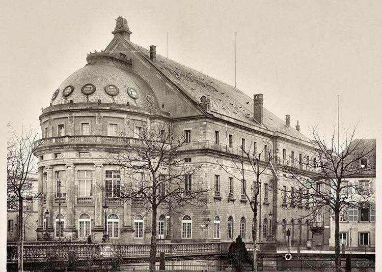 Concert de l'Opéra Studio à Strasbourg
