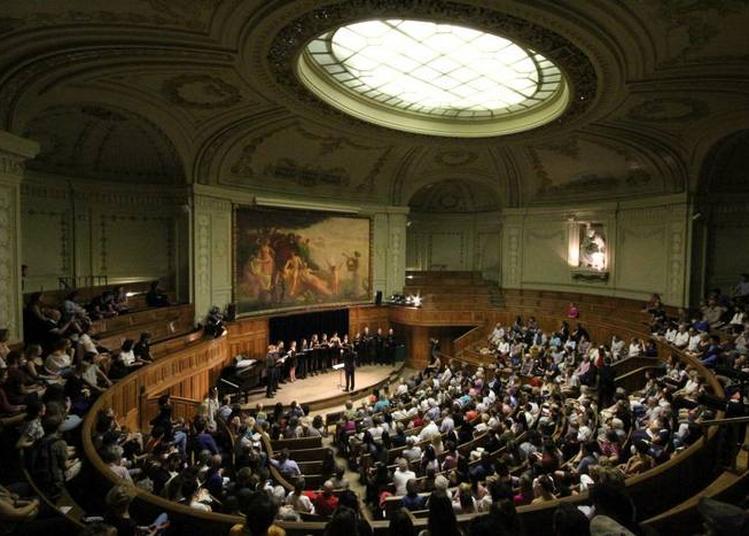 Concert De L'orchestre Et Choeur Des Universités De Paris à Paris 5ème