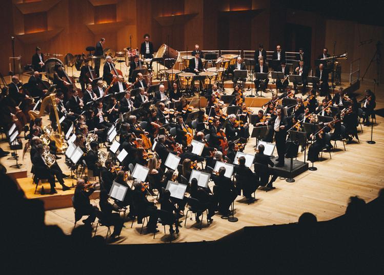 Concert De L'orchestre National De Lyon