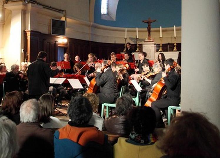 Concert De L'orchestre Symphonique Antea Classica à Givors