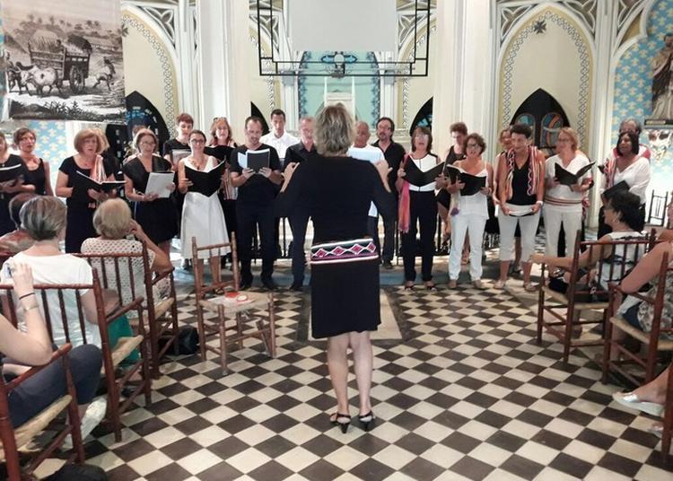 Concert De La Chorale Des Popeyes à Saint Gilles Les Hauts