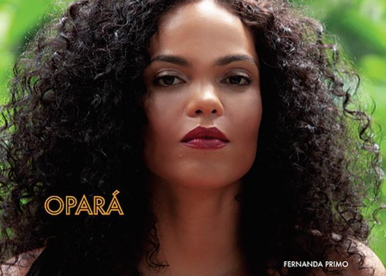 Concert De La Guitariste Brésilienne Fernanda Primo à Paris 8ème