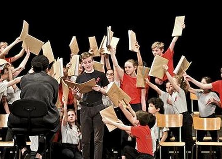 Concert De La Maîtrise Populaire De L'opéra Comique à Paris 2ème