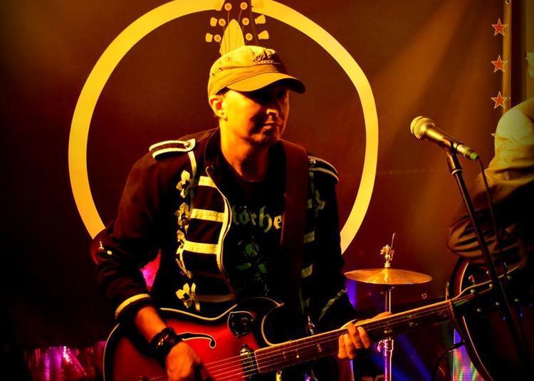 Concert de Mr Maxx and the Love Riders à Los Cabrones à Ecuisses