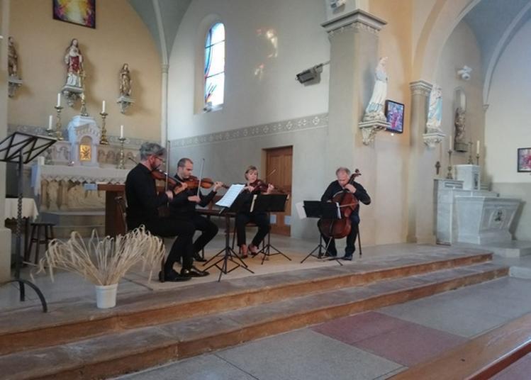 Concert De Musique Classique à Tramole