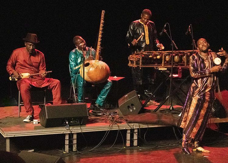 Concert De Musique Malienne à Nanterre
