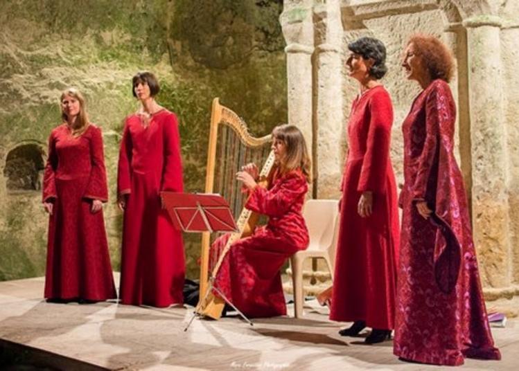 Concert De Musique Médiévale à Jarnac