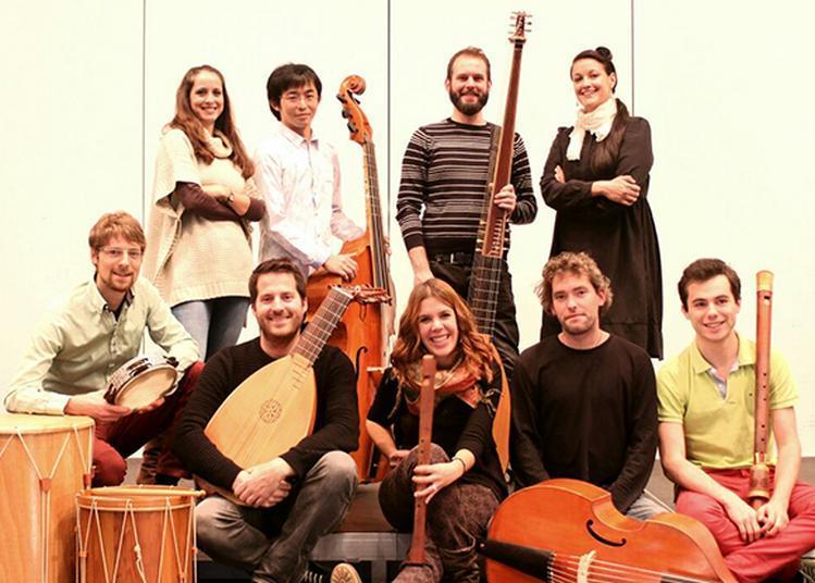 Concert de musiques de la Renaissance à Saessolsheim