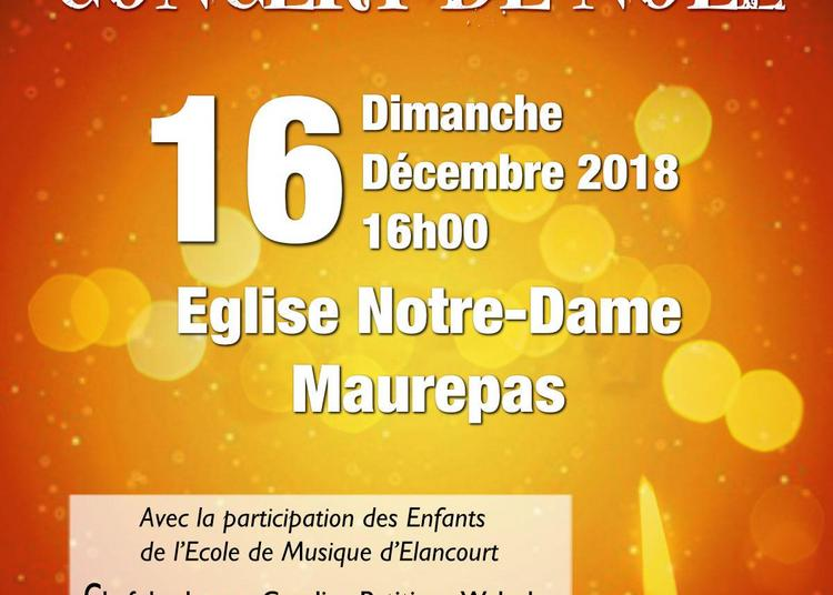 Concert de Noël à Maurepas