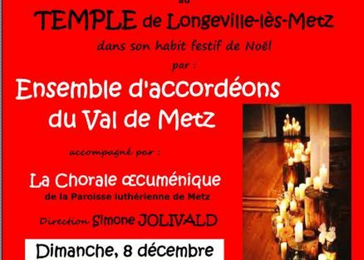 Concert De Noël à Longeville les Metz