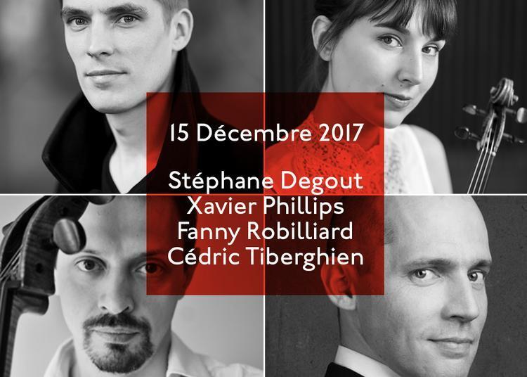Concert de Noël de l'Autre Saison des Dissonances ! à Paris 1er