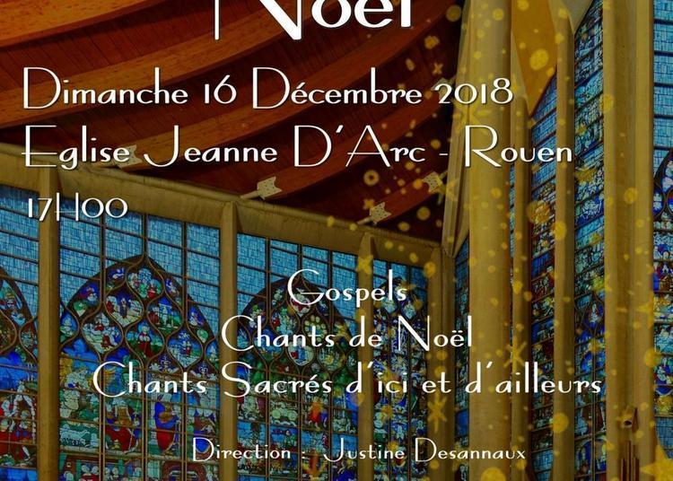 Concert de Noël de la Chorale universitaire de Rouen