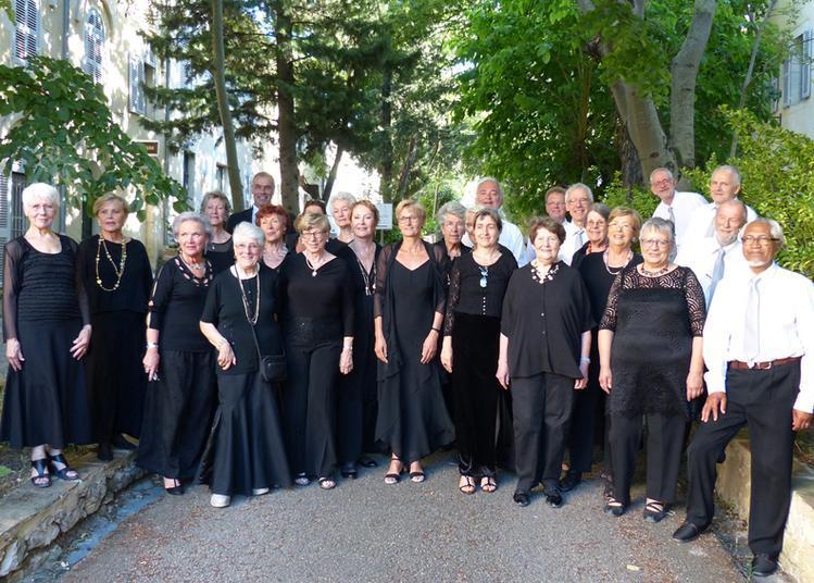 Concert de Noël du Choeur Européen de Provence à Saint Didier