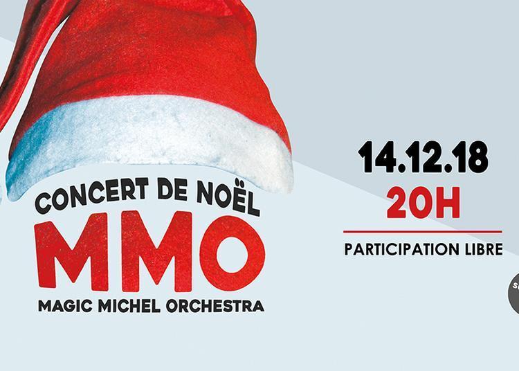 Concert De Noël Du Magic Michel Orchestra (mmo) à Sceaux