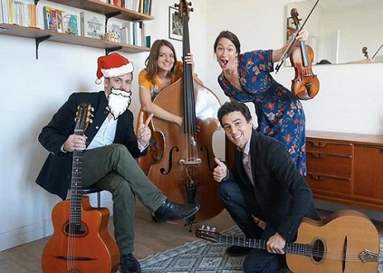 Concert de Noël : Dyslexic Swing and the Silent Brocoli à Paris 11ème