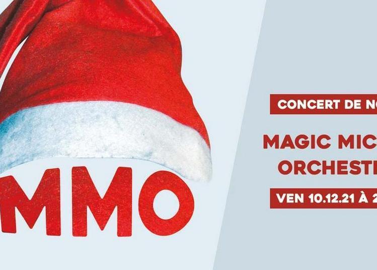 Concert de Noël : Magic Michel Orchestre à Sceaux