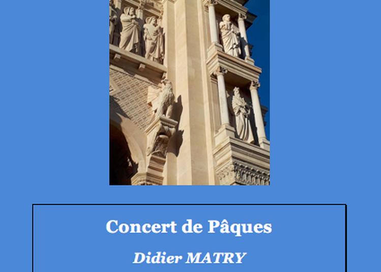 Concert De Pâques à Paris 8ème