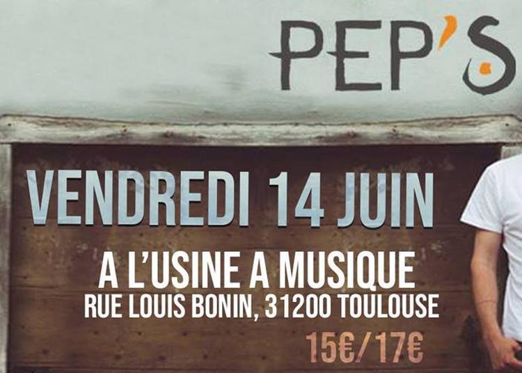 Concert De Pep's à Toulouse