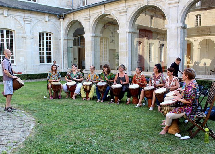Concert De Percussions Traditionnelles à Laon