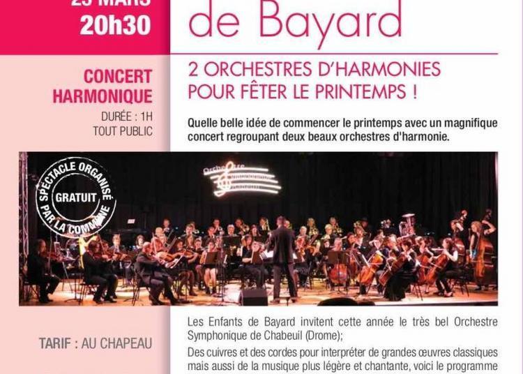 Concert de printemps à Barraux