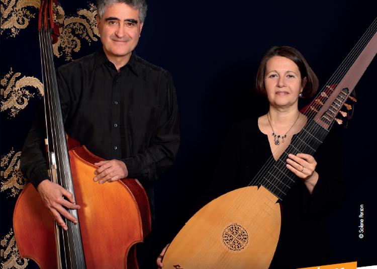 Concert de Renaud Garcia Fons & Claire Antonini à Le Mans