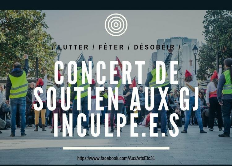 Soutien Aux Gj Inculpé.e.s Part 2 à Toulouse