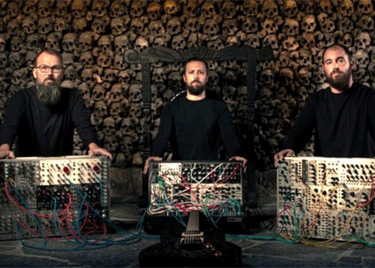 Concert De Strom|morts - Musique Drone à Brainans