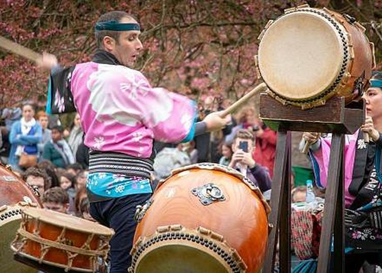 Concert de Tambours Japonais à Paris 11ème