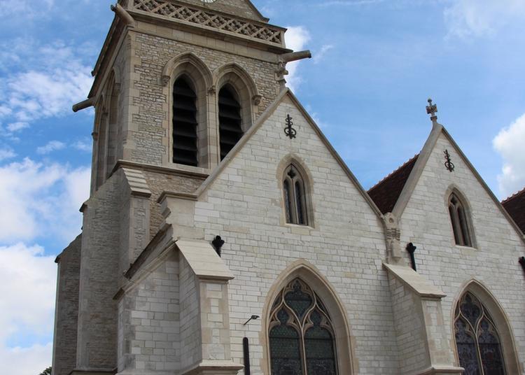 Concert De Trompe De Chasse à L'église Saint-Martin à Lusigny sur Barse