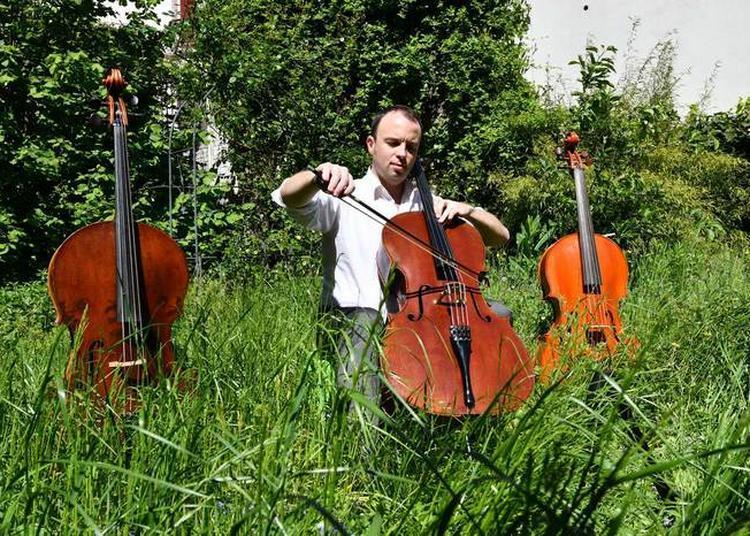 Concert De Violoncelle De Patrick Langot à Chatillon