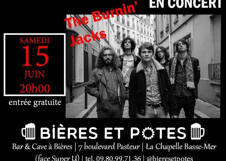 Concert des Burnin' Jacks à La Chapelle Basse Mer