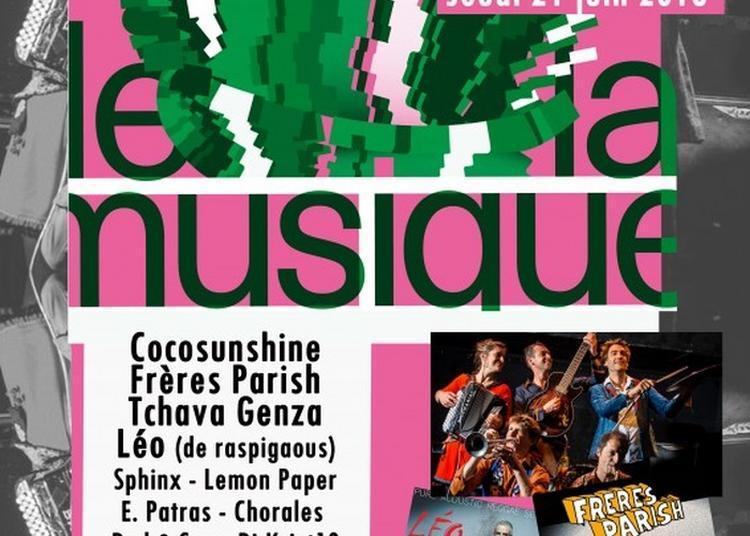 Concert Des élèves De L'école Cézanne à Embrun