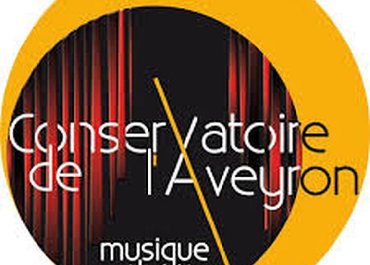 Concert Des élèves Du Crda à Rodez