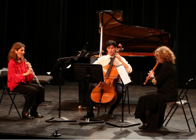Concert des professeurs de l'école de musique et de danse à Verneuil sur Seine