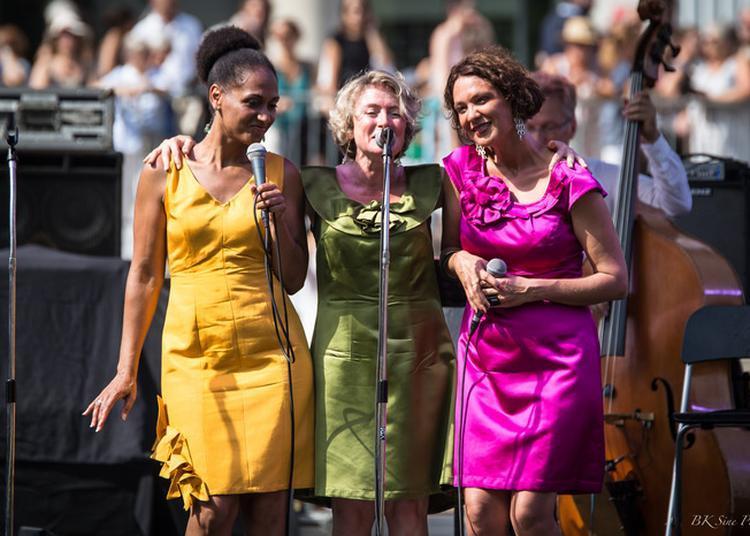 Concert Des Sand Sisters à Sion les Mines