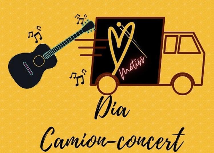 Concert Dia Métiss à Saint Jean de Monts
