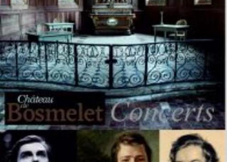 Concert : Dichterliebe De Schumann à Auffay