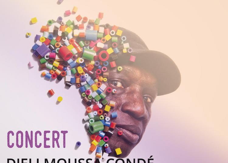 Concert Djeli Moussa Condé à Paris 14ème