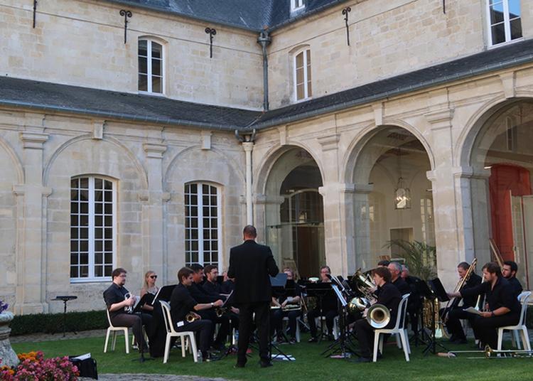 Concert Du Brass Band Du Laonnois à Laon