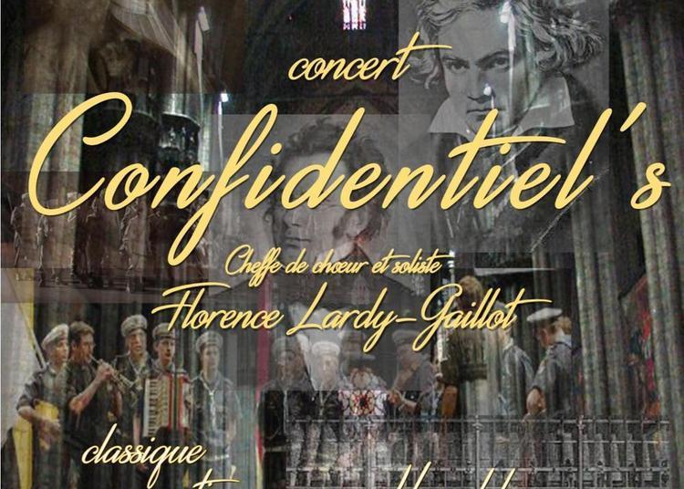 Concert du choeur Confidentiel's à Saint Vit