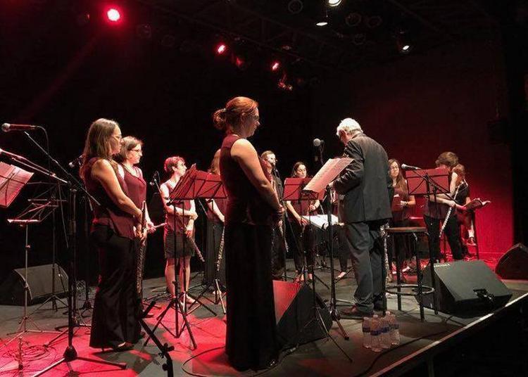 Concert Du Coeur De Flûtes à Massy