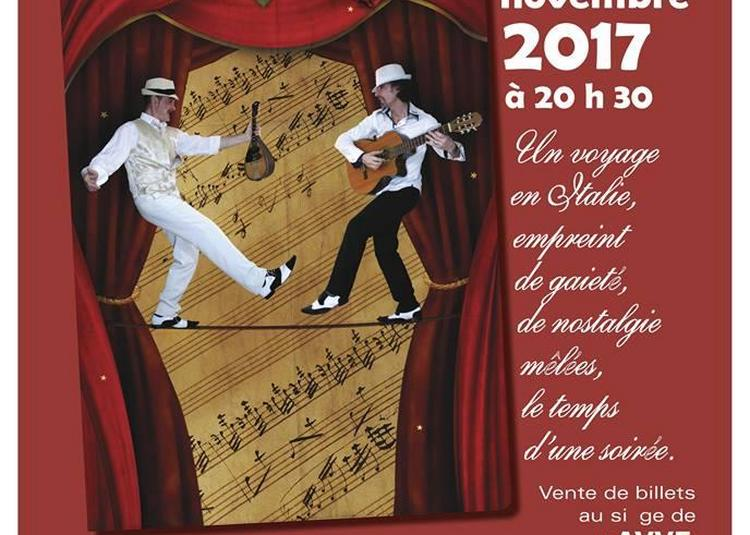 Concert Du duo Romanes'k à Echirolles