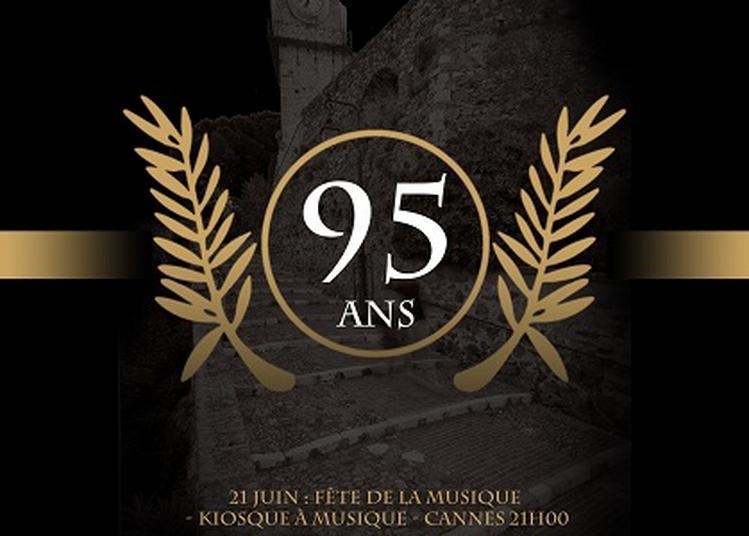 Concert du 95ème anniversaire de l'Espérance de Cannes