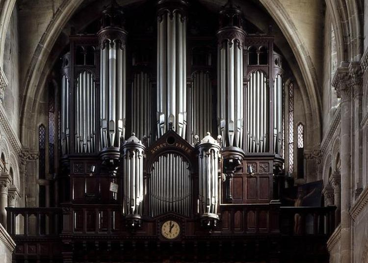 Concert Du Grand Orgue De Tribune à Argenteuil
