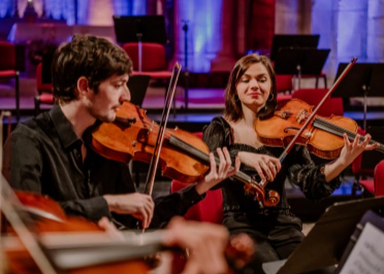 Concert du Jeune Orchestre de l'Abbaye à Saintes