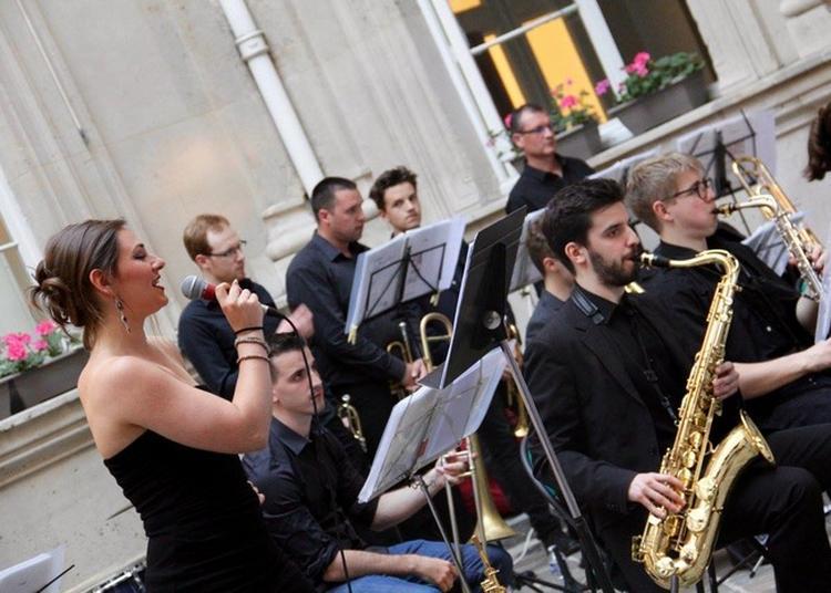 Concert Du Paris Downtown Big Band à Paris 1er