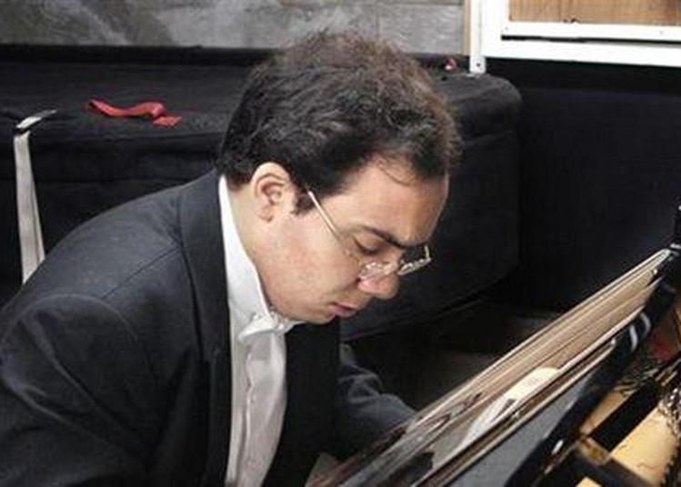 Concert du pianiste Jean Dubé à Paris 4ème