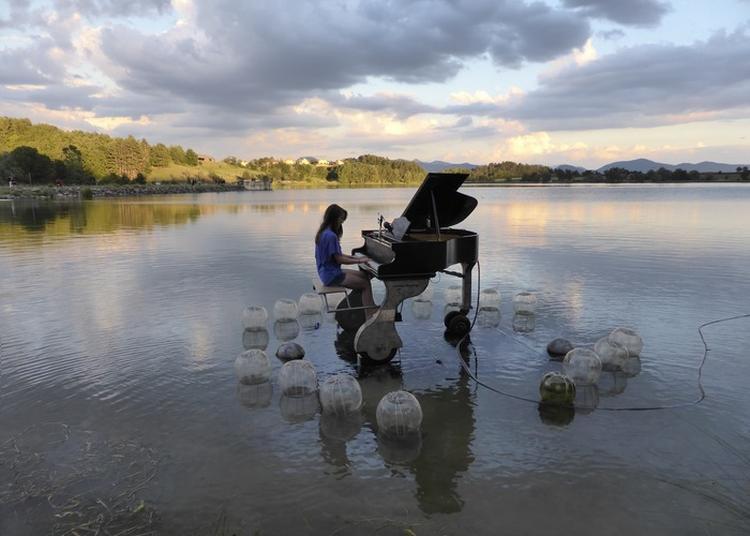 Concert Du Piano Du Lac Avec Delphine Coutant Sur Le Site De La Forge Neuve À Moisdon-la-rivière à Moisdon la Riviere
